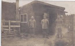 Unterstand An Der Front - Feldpost    -   (137771) - Oorlog 1914-18