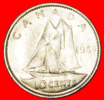 √ SHIP TYPE 1968-1969: CANADA ★ 10 CENTS 1968 USA! LOW START ★ NO RESERVE! - Canada