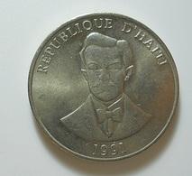 Haiti 50 Centimes 1991 - Haiti