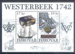 F118- Foroyar 2016. Shippwrecks Close To Foroe Island. - Ships