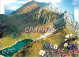 CPM Lac Lessy Alt 1733m Massif Des Bornes Hte Savoie - Frankrijk