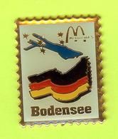 Pin's Mac Do McDonald's Bodensee - 6L10 - McDonald's