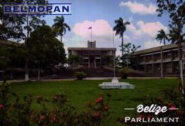 BELIZE,BELMOPAN,  PARLIAMENT   [45404] - Belize