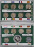 EURO COINS/50th ANNIVERSARY OF ROME TREATY 2007 EURO SET COIN(into Nice Thick Case)-UNC(K) - Altri