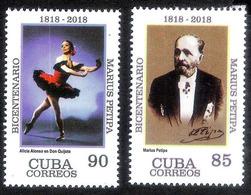 657  Ballet - Marius Petipa - Alicia Alonso - MNH - 1,85 - Dans