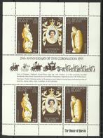 Ascension - 1978 Coronation Anniversary S/sheet MNH **     SG MS 233a   Sc 229 - Ascension