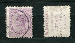 Neuseeland Nr.55          O Used       (056) - 1855-1907 Crown Colony