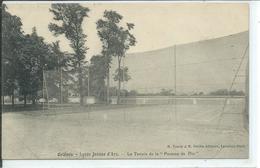 """Orléans-Lycée Jeanne D'Arc-Le Tennis De La """"Pomme De Pin"""" - Orleans"""
