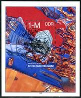 DDR - Mi Block 52 = 2313 - Gestempelt (D) - 1M      Interkosmosprogramm - [6] Oost-Duitsland