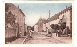 CPA Thervay Grande Rue 39 Jura - Andere Gemeenten