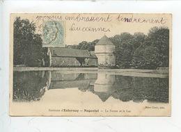 Environs D'Esternay : Nogentel (Aisne) La Ferme Et Le Lac (colombier Pigeonnier) - Autres Communes