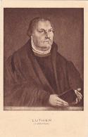 Luther Martin -- 1483 - 1546 -- Moine Augustin - Chef De La Réformation Religieuse En Allemagne - Historische Persönlichkeiten
