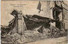 61thk 544 CPA - AMIENS - RUE LAURENDEAU - Amiens