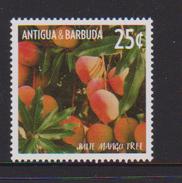 ANTIGUA , 2016, MNH, DEFINITIVES, FRUIT, MANDO, TREES, 1v - Fruit