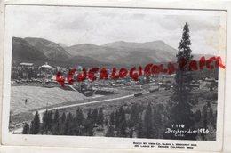 ETATS UNIS- DENVER COLORADO- ROCKY MONT VIEW CO. GLENN L. GEBHARDT MGR- 360 LAMAR STREET - BRECKENRIDGE 1926 - Denver