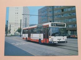 Rheinbahnbusse - BUS 8515 - Typ S80 / 1979 (Fotokarte) Anno 1986 ( Zie Foto's ) ! - Bus & Autocars