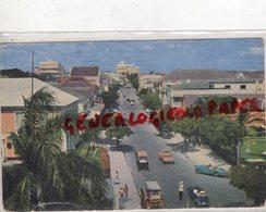 ETATS UNIS AMERIQUE - ANTILLES - BAHAMAS- NASSAU -FAMOUS BAY STREET - 1956 - Autres