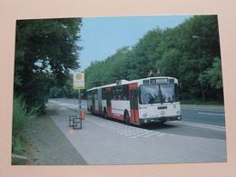 Rheinbahnbusse - BUS 6362 - Typ O 305G / 1985 (Fotokarte) Anno 1986 ( Zie Foto's ) ! - Bus & Autocars