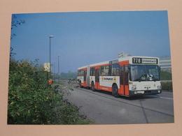 Rheinbahnbusse - BUS 8435 - Typ SG 242 H / 1985 (Fotokarte) Anno 1986 ( Zie Foto's ) ! - Bus & Autocars