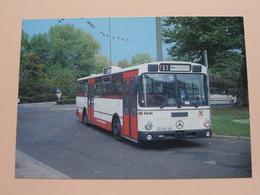 Rheinbahnbusse - BUS 6641 - Typ O 305 / 1985 (Fotokarte) Anno 1986 ( Zie Foto's ) ! - Bus & Autocars