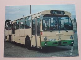 Linienomnibusse Der KVB (Serie V) Typ DAIMLER-BENZ O 305 - 1971 / Anno 19?? ( Zie Foto's ) ! - Bus & Autocars