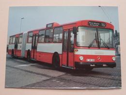 Linienomnibusse Der KVB (Serie V) Typ DAIMLER-BENZ O 305 G - 1981 / Anno 19?? ( Zie Foto's ) ! - Bus & Autocars
