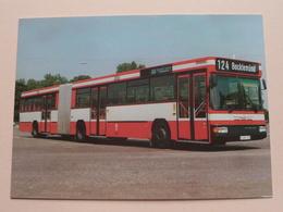 Linienomnibusse Der KVB (Serie V) Typ Neoplan SG 421/SL II G - 1985 / Anno 19?? ( Zie Foto's ) ! - Bus & Autocars