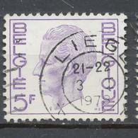 TIMBRE - BELGIQUE - Oblitere - Belgique