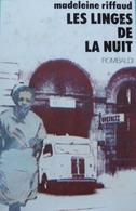LES LINGES DE LA NUIT - Madeleine RIFFAUD - Livres, BD, Revues