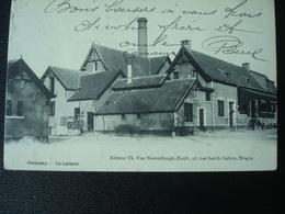 OOSTCAMP : La Laiterie En 1905 - Oostkamp