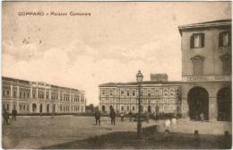 61thks 547 CPA - COPPARO - PALAZZO COMUNALE - Ferrara