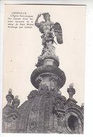 Ps- 54 - LUNEVILLE - L'eglise Saint Jacques - Statue De Saint Michel - Luneville