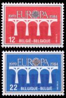 Belgium 2130/31**  Europa  MNH - Belgique