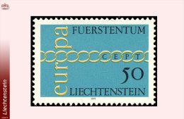 Liechtenstein 0487**  Europa  MNH - Liechtenstein