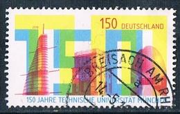 2018  150 Jahre Technische Universität München - [7] Federal Republic