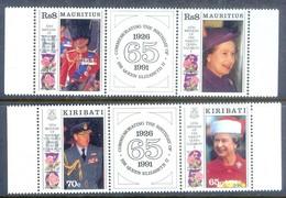F168- 65th Birth Of Her Majesty Queen Elizabeth II. - Royalties, Royals