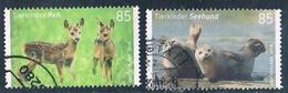 2018  Tierkinder  (Satz) - [7] République Fédérale