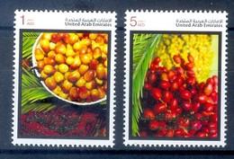 F171- United Arab Emirates 2012. Fruits Dattes Arbres Palmiers Fruit Trees Palm Dates. - United Arab Emirates (General)