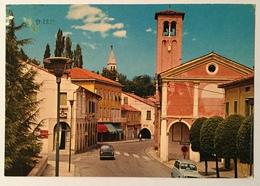 ODERZO VIA GARIBALDI VIAGGIATA FG - Treviso