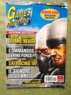 Rivista TGM The Games Machine Nr. 204 Gennaio 2006 Videogiochi PC Quake Wars - Informatique