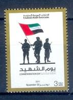 F174- United Arab Emirates 2015. Martyr's Day. - United Arab Emirates