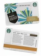 Starbucks Card - Canada - Happy Hanukkah - 6103 Mint Pin - Gift Cards