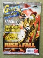 Rivista TGM The Games Machine Nr. 210 Luglio 2006 Videogiochi PC Rise & Fall - Informatique