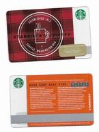 Starbucks Card - Canada - Starbucks Coffee - 6103 Mint Pin - Gift Cards