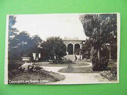 ODESSA 1930x Sanatorium Named Chubarya. Russian Photo Postcard. - Ukraine