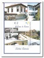 Kosovo 2012, Postfris MNH, Europe, Cept, Buildings - Kosovo