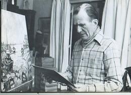 """1995 ? Catalogue Hommage De L' Artiste Peintre Normand """" Marcel Parturier """" Né Au Havre 1901/1976 - Non Classés"""