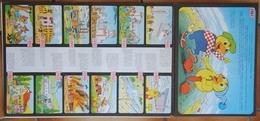 Calendrier Duquesne Purina 1961 - Calendars