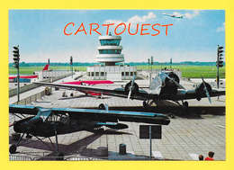 AEROPORT DUSSELDORF AM RHEIN   Junkers Ju 52 - Aerodromi