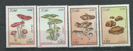 180028591  ARGELIA.  YVERT   Nº  787/90  **/MNH - Algeria (1962-...)